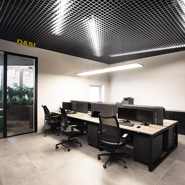 Holyart - Uffici e staff
