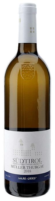 Vino Alto Adige Müller Thurgau DOC 2013