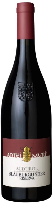 Vino Alto Adige Pinot nero riserva Abtei Muri DOC 2011