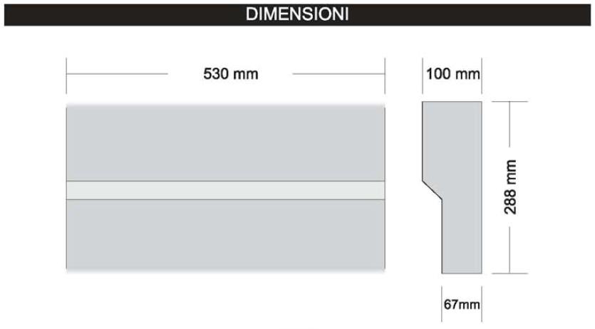 Professional USB Dimensioni